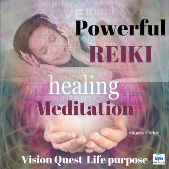Powerful Reiki Healing Meditation: Vision Quest for Life Purpose