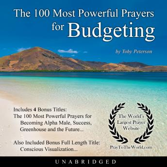 Download 100 Most Powerful Prayers for Budgeting by Toby Peterson