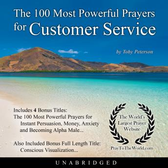 Download 100 Most Powerful Prayers for Customer Service by Toby Peterson
