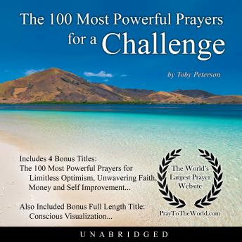 The 100 Most Powerful Prayers for a Challenge