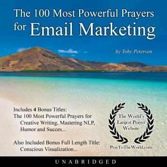 Download 100 Most Powerful Prayers for Email Marketing by Toby Peterson