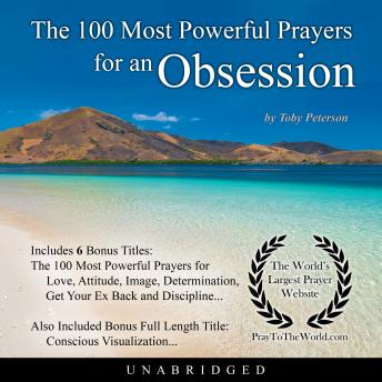 Download 100 Most Powerful Prayers for an Obsession by Toby Peterson