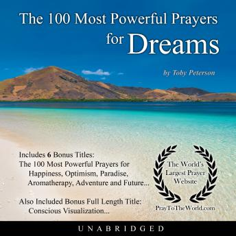 Download 100 Most Powerful Prayers for Dreams by Toby Peterson