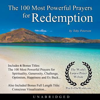 Download 100 Most Powerful Prayers for Redemption by Toby Peterson