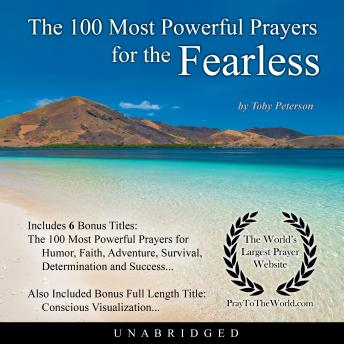 Download 100 Most Powerful Prayers for the Fearless by Toby Peterson