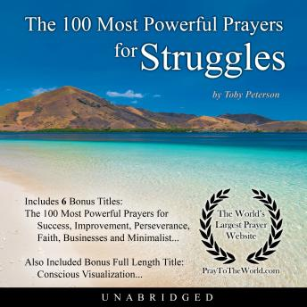 Download 100 Most Powerful Prayers for Struggles by Toby Peterson