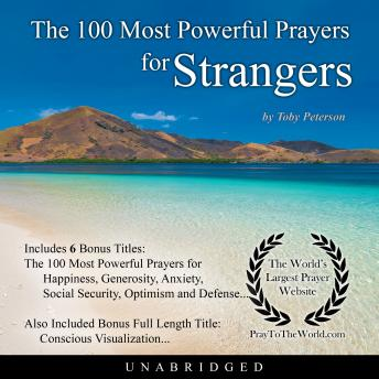 Download 100 Most Powerful Prayers for Strangers by Toby Peterson