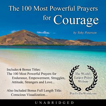 Download 100 Most Powerful Prayers for Courage by Toby Peterson