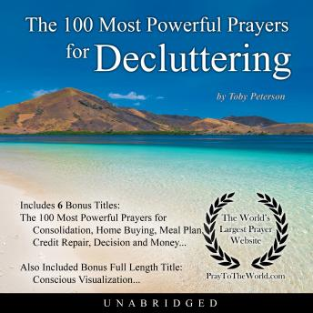 Download 100 Most Powerful Prayers for Decluttering by Toby Peterson