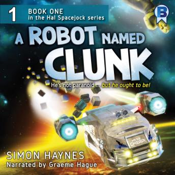 A Robot Named Clunk