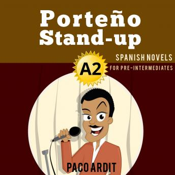 Porteño Stand-up sample.