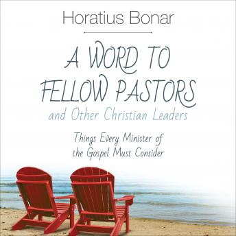 Download Word to Fellow Pastors and Other Christian Leaders by Horatius Bonar