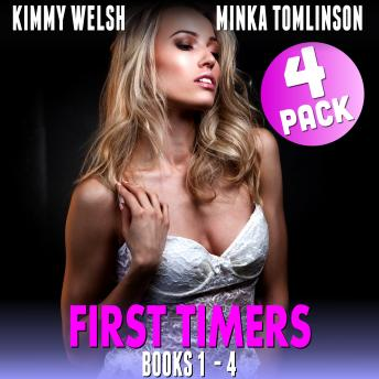 First Timers 4-Pack - Books 1 - 4 (Virgin Erotica)