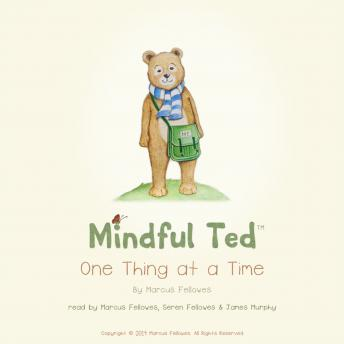 Mindful Ted, One Thing at a Time