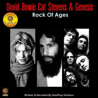 Download David Bowie, Cat Stevens, and Genesis by Geoffrey Giuliano
