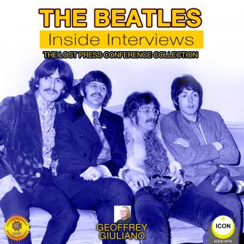 Beatles: Inside Interviews - The Lost Press Conference Collection sample.
