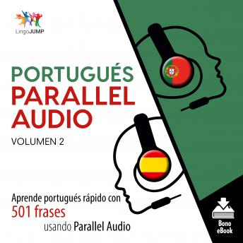 Portugués Parallel Audio - Aprende portugués rápido con 501 frases usando Parallel Audio - Volumen 2 sample.