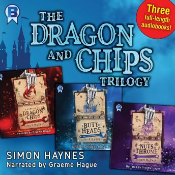 Dragon and Chips Omnibus One sample.