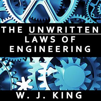 Unwritten Laws of Engineering sample.