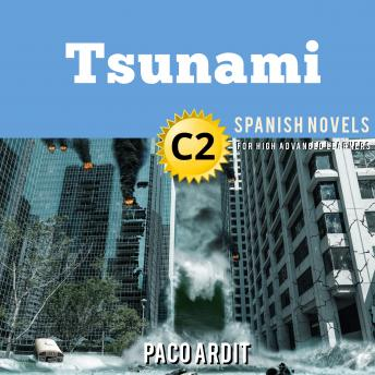 Tsunami, Audio book by Paco Ardit