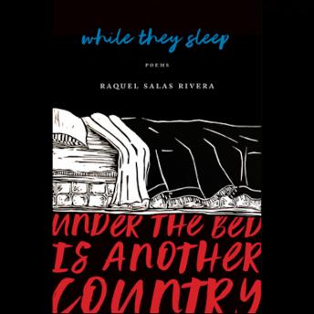 while they sleep (under the bed is another country), Raquel Salas Rivera
