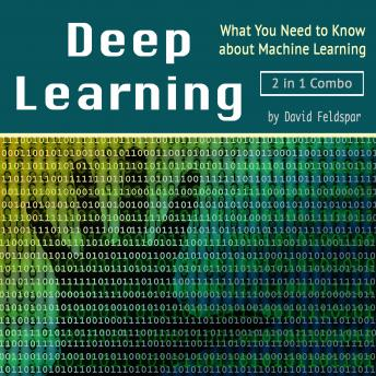 Deep Learning: What You Need to Know about Machine Learning