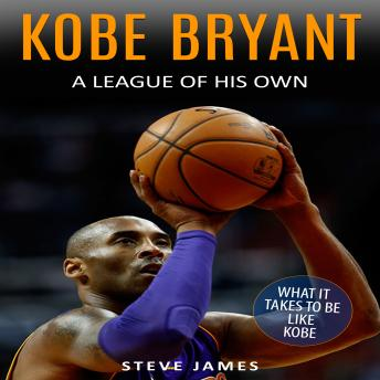 Kobe Bryant: A League Of His Own sample.