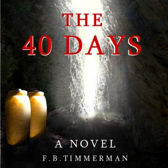 40 Days: A Novel: A Story about Jesus Christ and the Days Before He Returned to Heaven, F.B. Timmerman