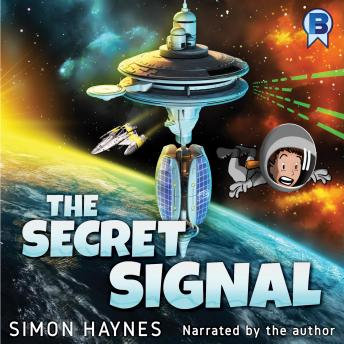 Secret Signal, Simon Haynes
