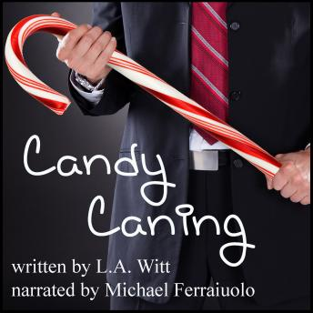 Download Candy Caning: A Kinky Holiday Story by L.A. Witt
