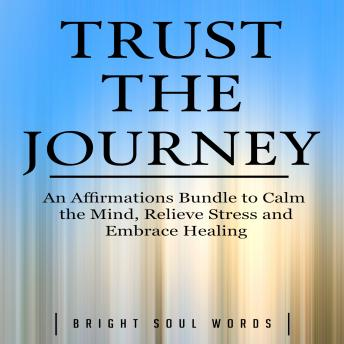 Download Trust the Journey: An Affirmations Bundle to Calm the Mind, Relieve Stress and Embrace Healing by Bright Soul Words