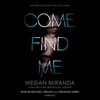 Download Come Find Me by Megan Miranda