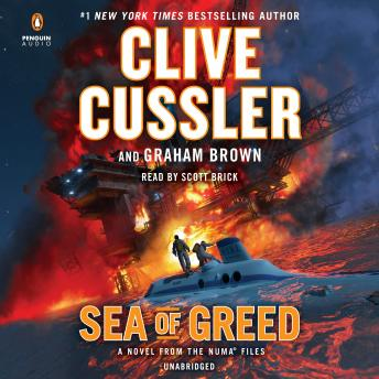 Download Sea of Greed by Clive Cussler, Graham Brown