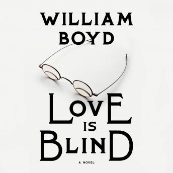 Love Is Blind: A novel