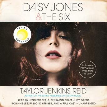 Daisy Jones & The Six: A Novel, Taylor Jenkins Reid