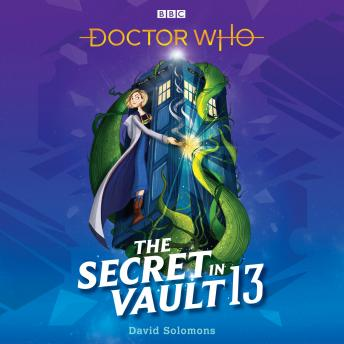Doctor Who: The Secret in Vault 13, David Solomons