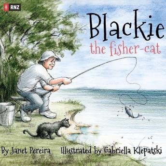 BLACKIE THE FISHER-CAT