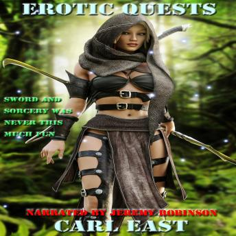 Download Erotic Quests by Carl East