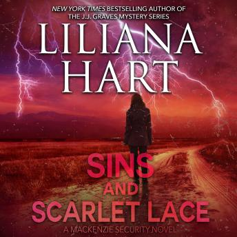 Sins and Scarlet Lace: A MacKenzie Security Novel