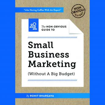 Non-Obvious Guide To Marketing Your Small Business :(Without A Big Budget)