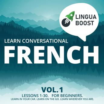 LinguaBoost - Learn Conversational French