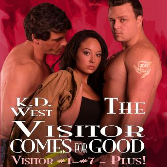 The Visitor Comes for Good: A Friendly MMF Ménage Tale