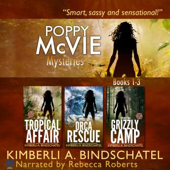 Poppy McVie Mysteries, Audio book by Kimberli A. Bindschatel
