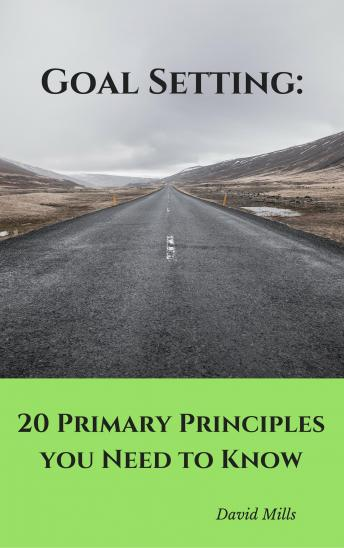 Goal Setting: 20 Primary Principles you Need to Know