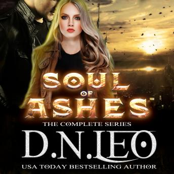 Download Soul of Ashes: The Complete Series by D. N. Leo