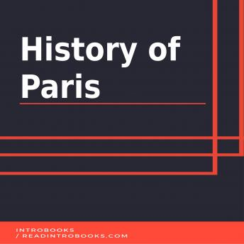 History of Paris