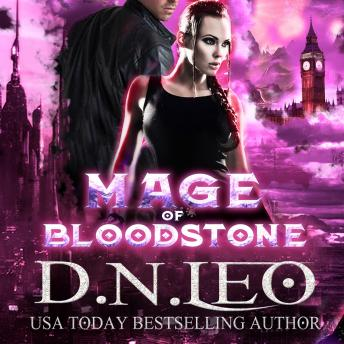 Mage of Bloodstone: The Complete 6-volume Series, D.N. Leo