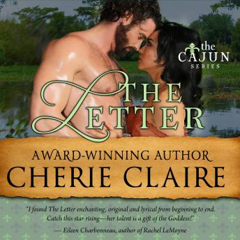 The Letter: The Cajun Series Book 6