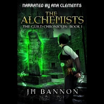 The Alchemists: A Paranormal Steampunk Thriller