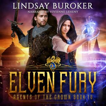Download Elven Fury by Lindsay Buroker